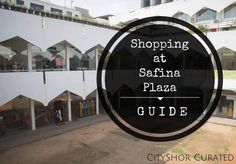 A Guide to Shopping at #SafinaPlaza Address:  Safina Plaza, Main Guard Cross Road, Shivajinagar. #Clothing  #Saree #Indo_Western #DressMaterials #CityShorBengaluru