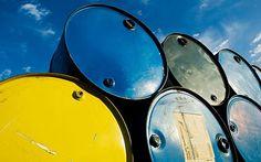 oil barrel. Image source Telegraph UK