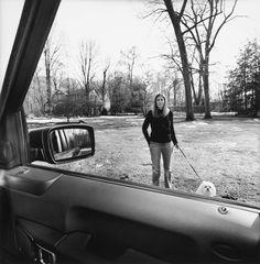 Lee Friedlander, Bettina Katz, Cleveland, Ohio, 2009 (America by Car) Lee Friedlander, Aberdeen, Garry Winogrand, San Francisco, Robert Frank, Nature Artists, Man Ray, Street Signs, Photography Projects