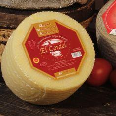 QUESOS EL CORDEL : El Cordel - Semi Mini 1,2 kg Yogurt, Queso Manchego, Mini, Dairy, 1, Cheese, Food, Raw Milk, Custard