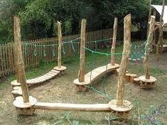 Resultado de imagen para homemade playgrounds