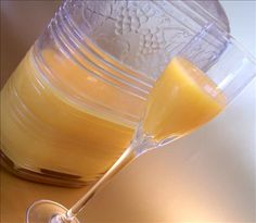 Homemade Advocaat.....can you hear the angels singing??