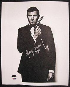 Entertainment Memorabilia Pierce Brosnan Signed 007 James Bond Photo W/ Hologram Coa Movies