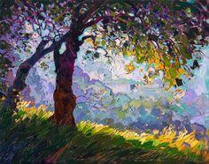 Erin Hanson Impressionism impresionismo Cultura Inquieta13
