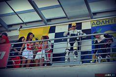 Όμορφες παρουσίες στο Πανελλήνιο Πρωτάθλημα Ταχύτητας Μοτοσυκλέτας (18 photos) Ducati, Wrestling, Lucha Libre