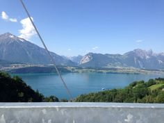 Sigriswil, Lake Thun, Switzerland