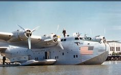 Pan Am Clipper Seaplane