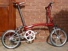 Bonita Bicicleta Brompton, Folding Bicycle, Bicycling, Cool Bikes, Bangkok, Vietnam, Porn, Urban, Tattoo