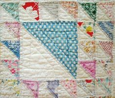 Robertson Family Quilt from the Purl bee purlbee.com