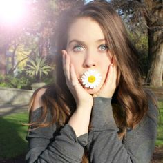 Kristina webb, the face behind the art