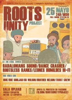 Roots Unity - Barcelona