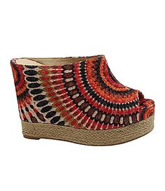 Chinese Laundry Kaboom Slide Wedges  these are awesome!!!