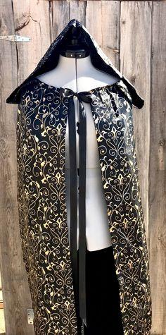 House Pride Fleece Cape Capelet Wrap Cozy Fall Autumn Winter Witch Wizard Unisex Free Size