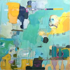 Happy Hour by Mary Neville. This is part of Statis and Momentum, on view Feb. 3 to Mar. 26 at MichaelKate Interiors & Art Gallery. http://sbseasons.com/2017/01/art-at-michaelkate-stasis-and-momentum/ #sbseasons #sb #santabarbara #SBSeasonsMagazine #SBArt #JackNMohr #MichaelKate #MaryNeville To subscribe visit sbseasons.com/subscribe.html