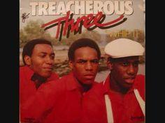 Treacherous Three - Body Rock  *posted by Hip Hop Fusion