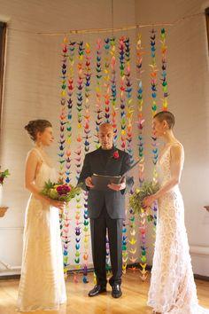 Amazing wedding cere