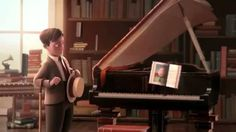 "CORTOMETRAJE GANADOR 2012 ""The fantastic flying books"""