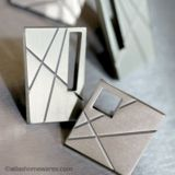 cabinet hardware from the Modernist collection by Atlas Homewares