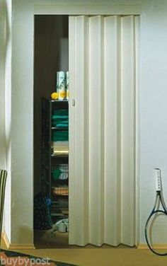Concertina Bathroom Doors Uk the eurostar folding door - white - glass | mirror | pinterest