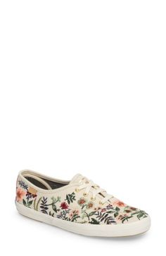 Free shipping and returns on Keds® x Rifle Paper Co. Herb Garden Embroidered Sneaker (Women) at Nordstrom.com. A key ingredient for a memorable outfit, these comfy kicks are embroidered with the vibrant, vintage-inspired florals that make Rifle Paper Co. a fan favorite.