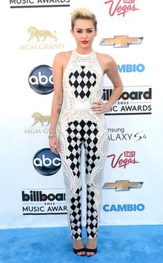 Miley Cyrus from Worst Dressed Ever at the Billboard Music Awards | E! Online