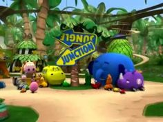 Jungle Junction | Official Theme Song | Disney Junior - YouTube