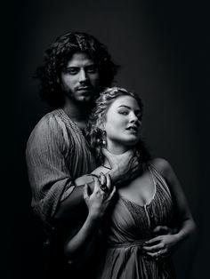 Red Riding Hood and the Wolf, aka Cesare and Lucretia Borgia