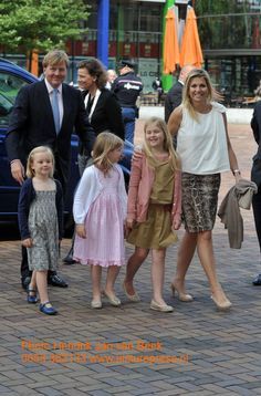 The Dutch Royal family