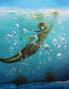 Acrylic - by Hana