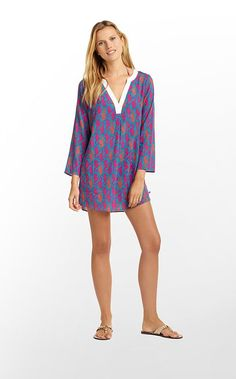 in love with this bathing suit cover up!