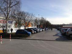 Für #Intersport baute De Boer Zelt zur Fortsetzung des Geschäftsbetriebes während Sanierungs- und Umbauarbeiten