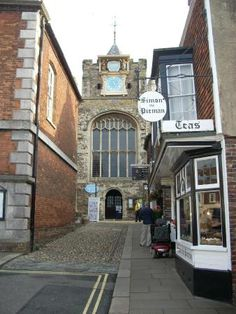 30 things to do in Rye, East Sussex, England.  This is where Paulie had a house.