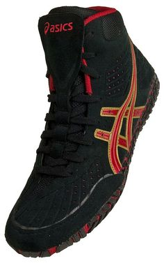 pretty nice 021f8 d4066 Asics Aggressor Wrestling Shoe.