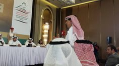 2/12/15 Press Conference for President's Cup Endurance Race at Eastern Mangroves Hotel and Spa------Event 2/14/15 Al Wathba, Abu Dhabi PHOTO:  Barbara Miller