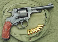 Revolver Nagant M1895