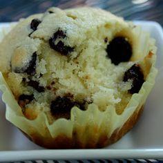 Chocolate Chip muffin recipie
