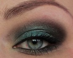 BEN NYE Turquoise NARS Mekong MAC Blue Brown Makeup 2 317x253