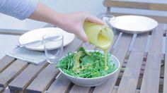 Tempero Básico para Saladas #lemonaidpt #receitas #salada #temperobasico #temperosaladas #molhosaladas #vinagretesaladas #mostardadijon #video