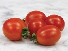 A Grappoli D'Inverno  tomatoes. Winter Grape tomato of old Italy--farmers would hang the fruit-covered vines and they would stay fresh well into winter.