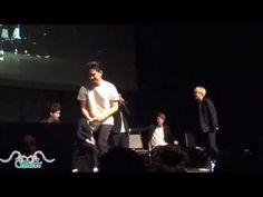 [FANCAM] 150506 GOT7 Fan Meeting in SF - JB & Yugyeom Dance Battle - YouTube