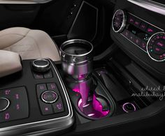 pink car lights ~ definitely NOT on the exterior, but YES! to being inside! My Dream Car, Dream Cars, Honda, Girly Car, Jeep Accessories, Car Goals, Jeep Cars, Jeep Jeep, Cute Cars