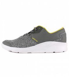 Shoes Teniși Supra Noiz grey heather/charcoal/white