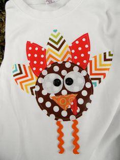 BOY...Wild Turkey... Shirt ONLY with Cute by ThreeWildGirls, $20.50