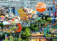 Mall of America, MN