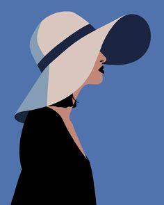 Arte Pop, Pop Art Drawing, Art Drawings, Pinturas Art Deco, Art Deco Paintings, Diy Canvas Art, Graphic Illustration, Art Deco Illustration, Portrait Illustration