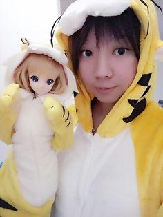 Smart Doll Kizuna Yumeno by teptepp_