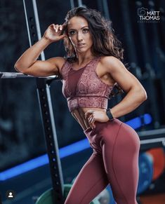 Fitness Photos, Leather Pants, Sporty, Athletic, Beauty, Dresses, Style, Fashion, Italia