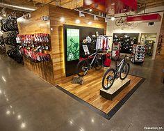 Bike Shop | Retail Design | Sports Equipment | Shop Design | Mike's Bikes | Arcsine