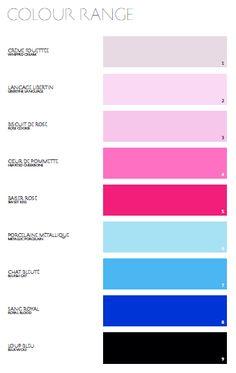 Colour affinity colours