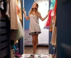 As busy, fashion-loving ladies, we're all occasionally guilty of amassing a huge pile of clothes on the floor or stuffed into a drawer. Hey, it happens to the best of us. Still, a clear closet is a clear mind (not to mention that decluttering makes it way easier to find what you need in the morning and get out the door more quickly). Part of the problem is the accumulation of junk: the stuff you should be tossing but haven't because you're too busy or a touch sentimental. We're here to help…
